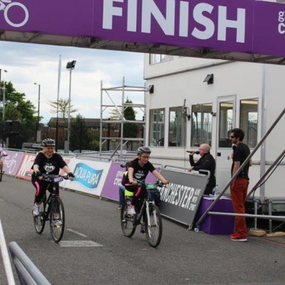 Great Manchester Cycle 2