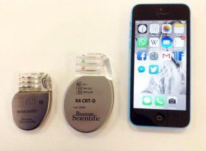 CRT device size