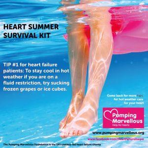 Heart Failure and Summer