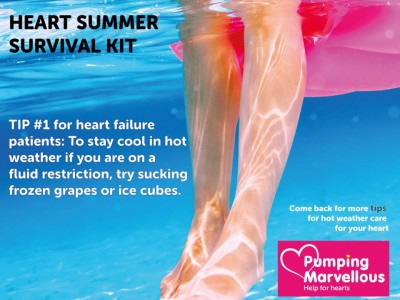 Heart Failure and Summer
