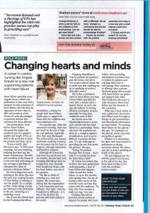 Nursing Times - Angela Graves