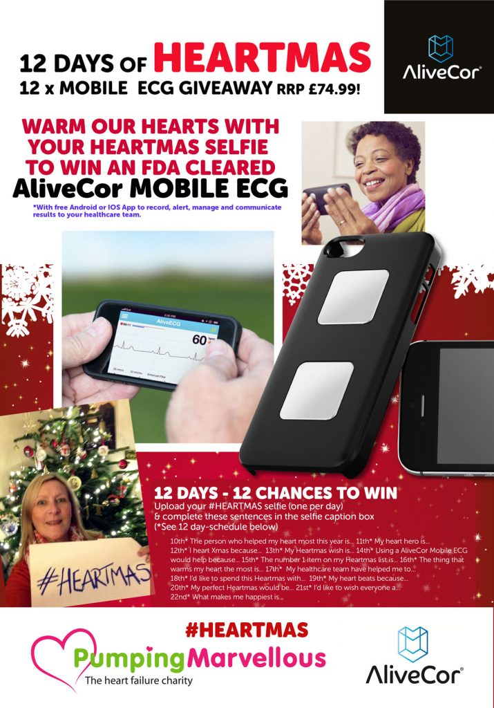 12 Days of HEARTMAS Competition - 12 days of HEARTMAS