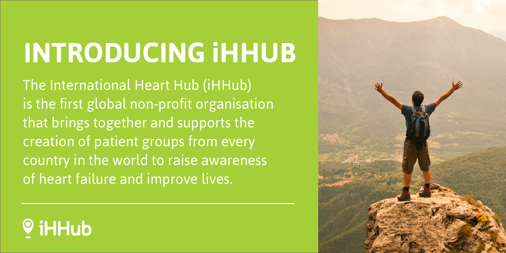 Introducing the global voice for heart failure patient groups