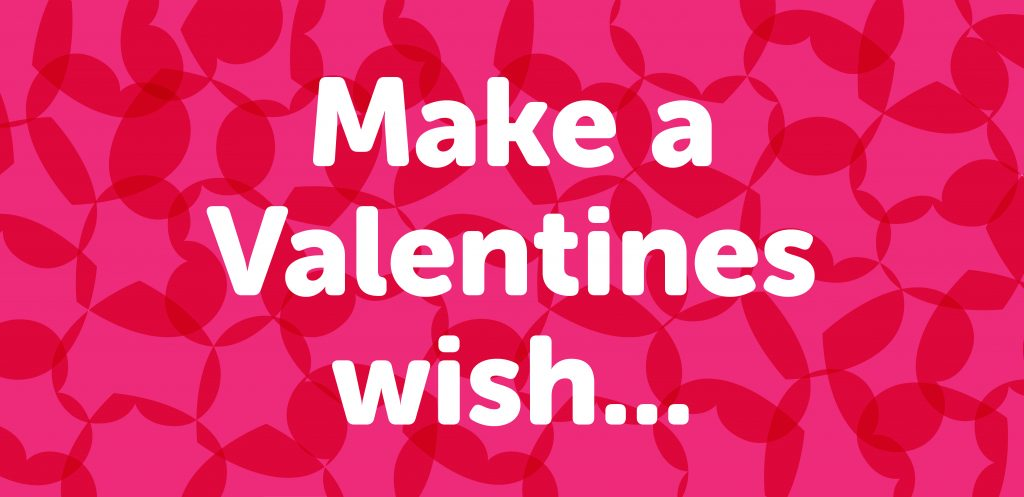 Make a Valentine Wish for the NHS