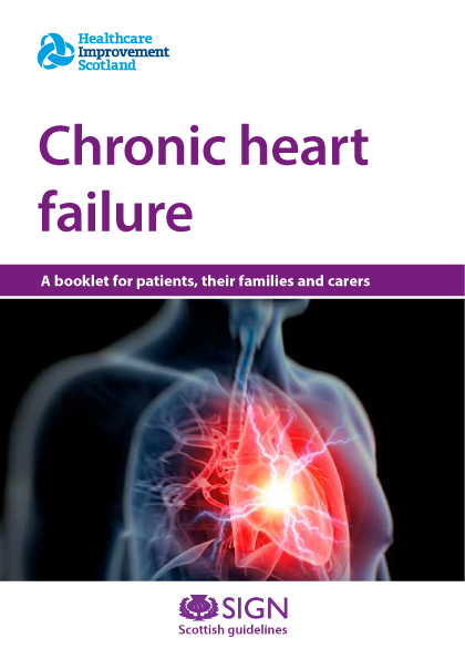 New Patient Version of Chronic Heart Failure Guidelines