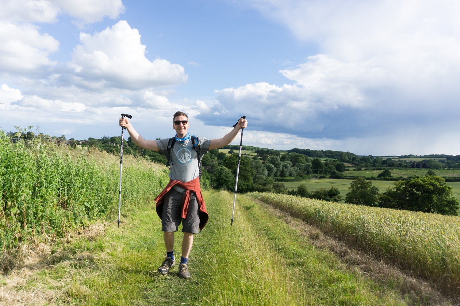Cotswold Way Ultra Challenge for Pumping Marvellous