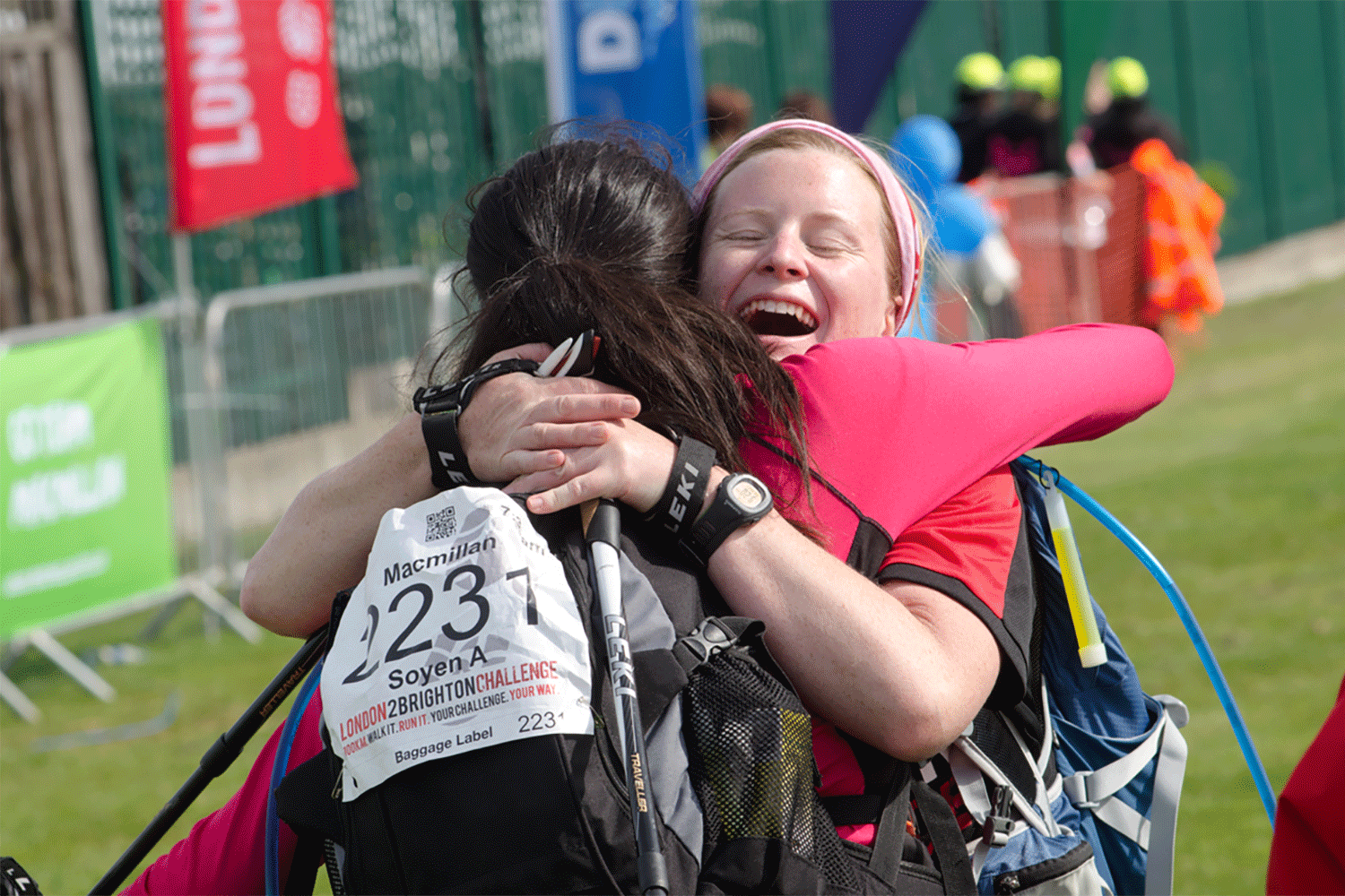 London to Brighton Ultra Challenge for Pumping Marvellous