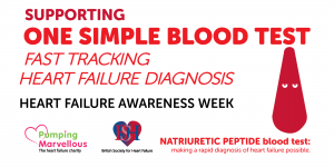 One Simple Blood Test Campaign - Download materials