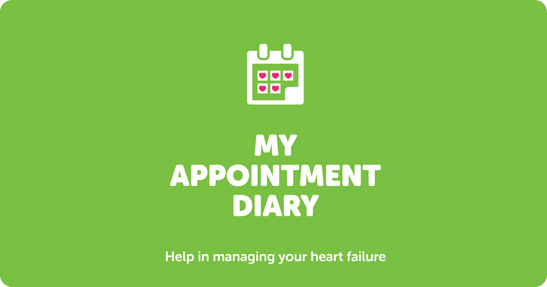 Heart Failure Appointment Diary