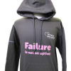 PM-Failure Is Not An Option-Hoodie pink